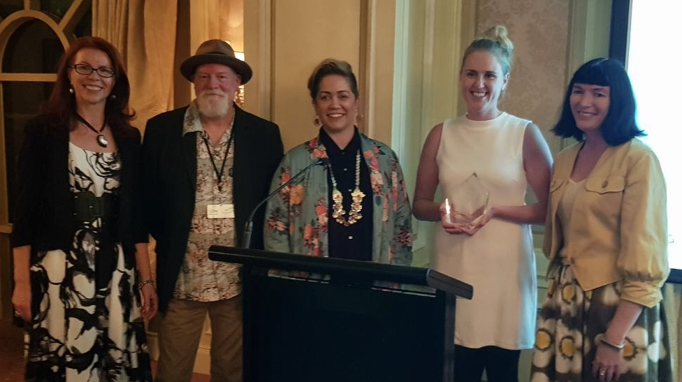 IA Awards Presentation September 2018 (Taronga Zoo - Tiger Trek)