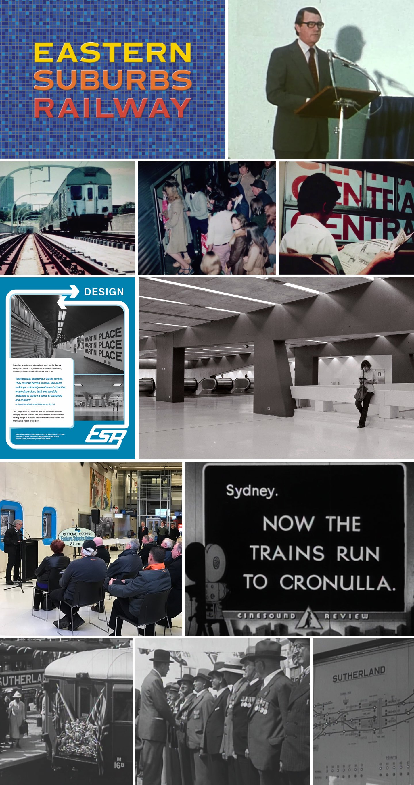 Eastern Suburbs Railway Celebration