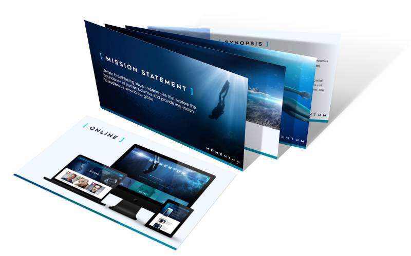 Momentum Presentation Kit
