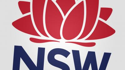 NSW Government logo image